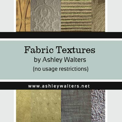 Fabric Textures by Ashley in zip format