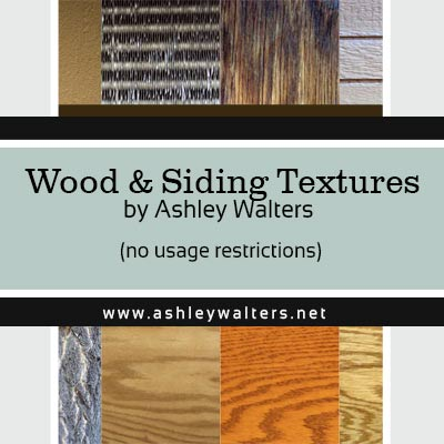 Wood and Wall Textures by Ashley in zip format