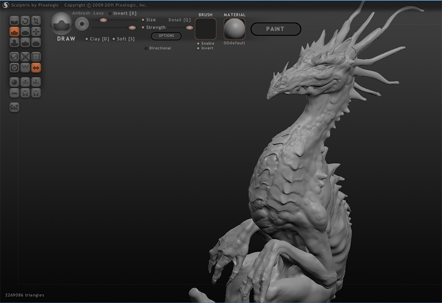 A Quick Look at Zbrush 2018 — Steemit